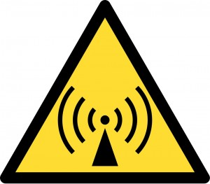 Non-Ionizing Radiation Symbol