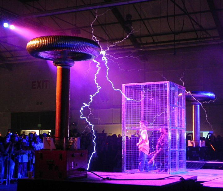faraday cage science facts