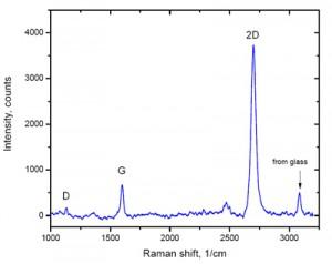 Raman Spectroscopy of Graphene
