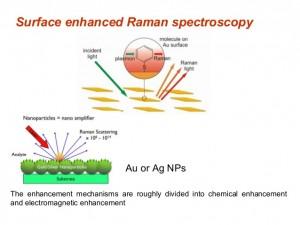 Surface Enhanced Raman Spectroscopy